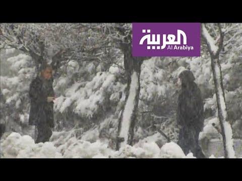 موجة باردة تجتاح الشرق الاوسط وشمال السعودية الجمعة وتسبب امطارا وثلوج  - نشر قبل 3 ساعة