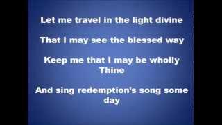 Wailin4Him--Jesus Hold My Hand
