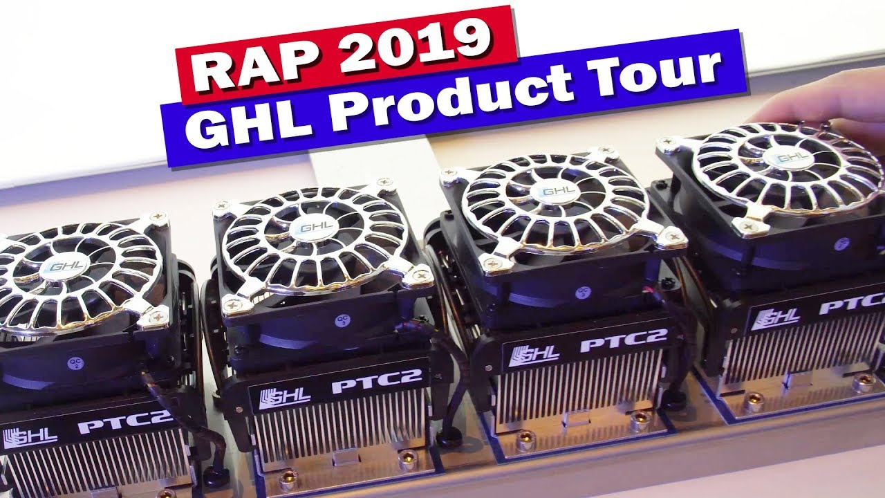 GHL New product tour - Rap 2019 - Doser 2.1 proflux 4, KH Director, Ion Director, mitras, ptc2