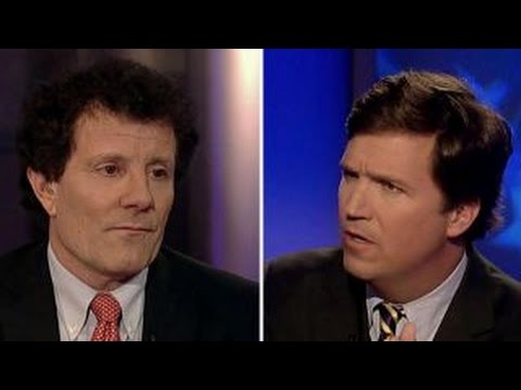 Tucker Carlson vs. New York Times