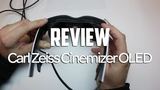 Carl Zeiss Cinemizer OLED Glasses for FPV review PART 1