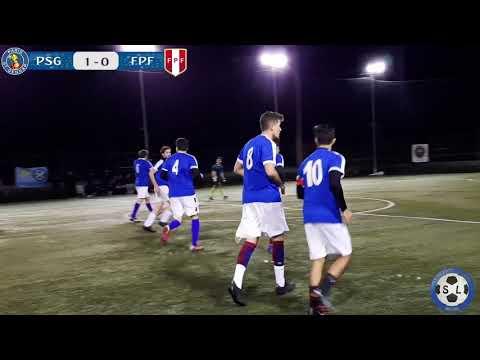Highlights Xv Sbordone League Champions League Semifinale Paris San Gennar-forza Peruviana