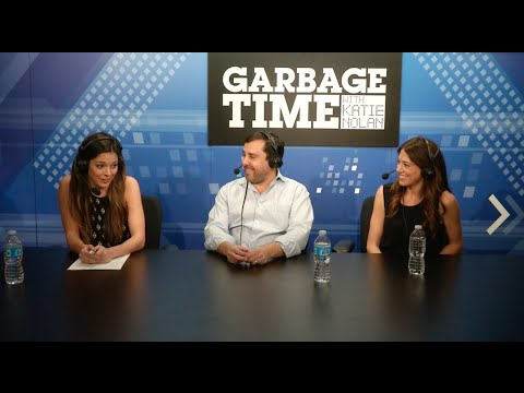 Jackie & Jeff Schaffer, Episode 9: The Garbage Time Podcast with Katie Nolan