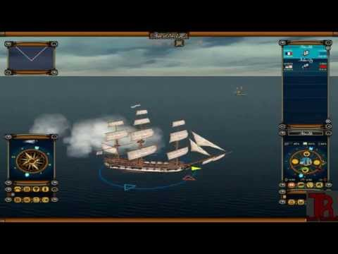 Age of Sail II gameplay