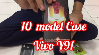 10 Phone Case Vivo Y91 New