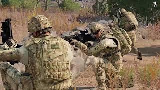 ArmA 3 Gameplay - Havoc 3 Platoon Mission