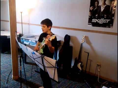 Andrew Silverio Schmitt Music Contest