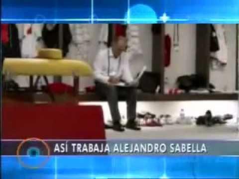 Alejandro Sabella - Charla Técnica previa a la final Estudiantes (ARG) vs. Barcelona (ESP)