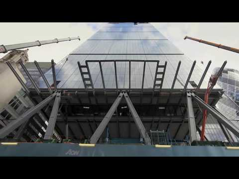 Rogers Stirk Harbour and Partners - The Leadenhall Building