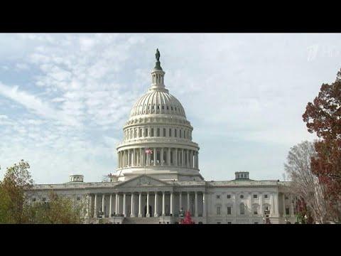 Американские сенаторы одобрили военный бюджет США в 738 миллиардов долларов.