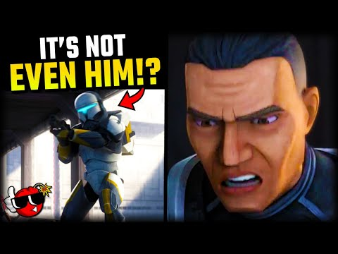The HUGE Bad Batch Cameo WASN'T REAL!? - New Details on Scorch and Republic Commando |
