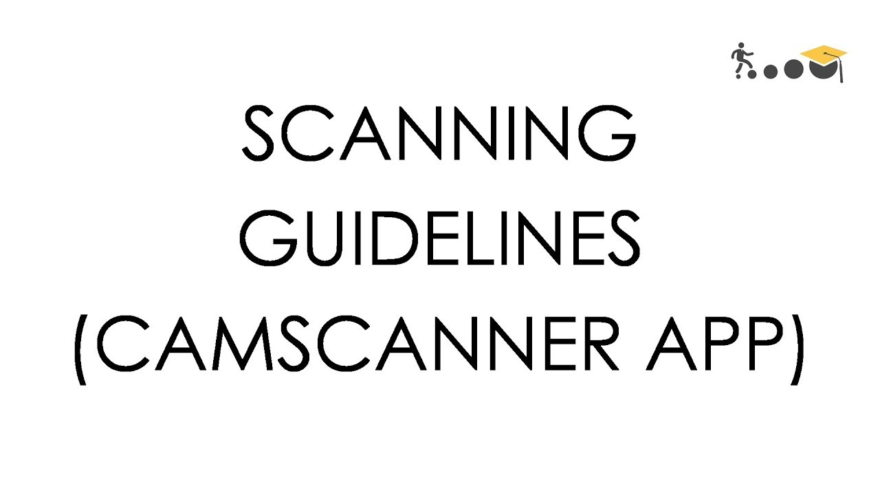 How To Scan Answer Sheet - CamScanner Guide - CA Exam Series
