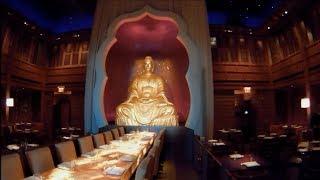 Buddakan High end Pan Asian eatery - Atlantic City New Jersey