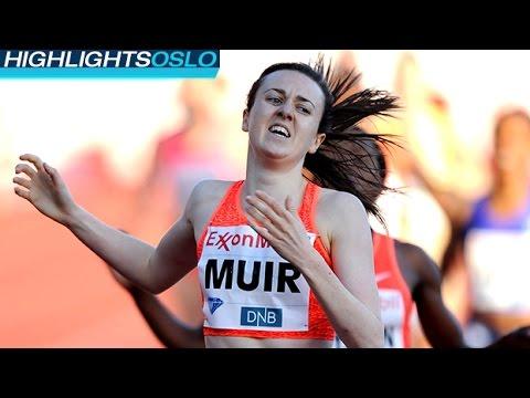 Oslo 2015 Highlights - ExxonMobil Bislett Games - IAAF Diamond League