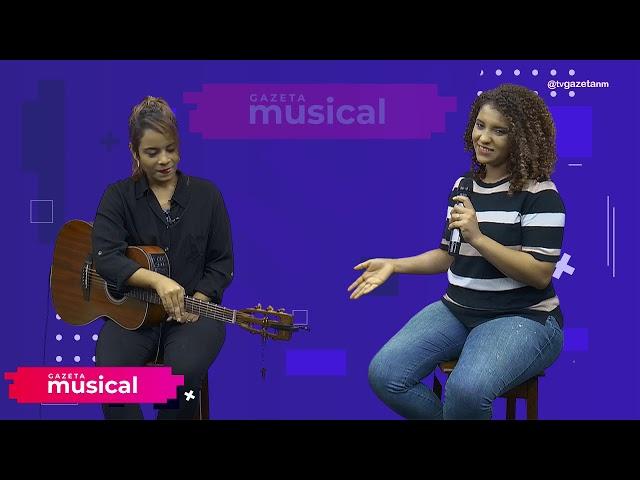 Cecy Tavares- Gazeta Musical (Bloco 4)