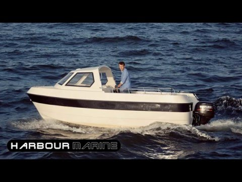 Pro-Fish 560 I Harbour Marine Engineering Pwllheli