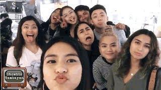 Gabbi, Dani, Issa, Baninay,Trish at friends iyak ng iyak sa LOVE YOU TO THE STARS AND BACK!