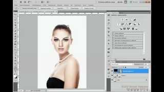 Урок Adobe Photoshop #7 | Обработка фотографии в стиле Beauty