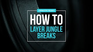 How To Make Jungle Breaks | Drum Bass Jungle Break Beat Tutorial