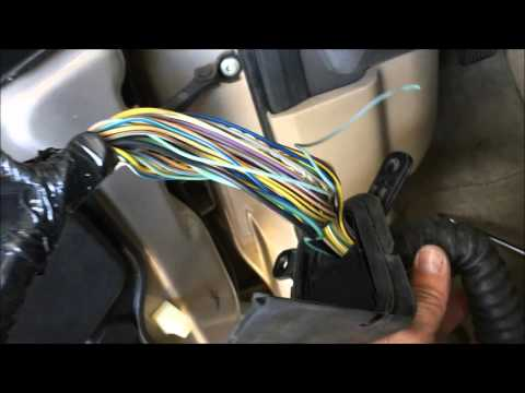 2013 Ford Fusion Wiring Harness 2007 Ford Edge Door Ajar Light Issue Youtube