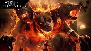 NIEZNANA HISTORIA BRAZYDASA! | Assassin's Creed Odyssey - Los Atlantydy DLC #15 EP.2 (Zapis Live)