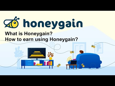 HoneyGain - How Does It Work