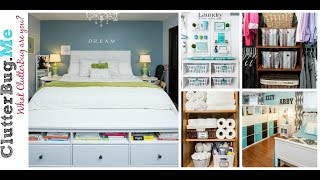 The Secret to a Clean and Organized Home