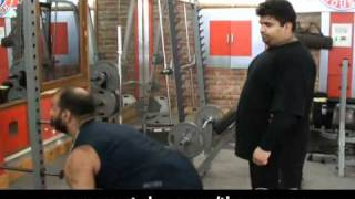 "Strength Training for MMA with ""Big"" Jitendra Khare part 1 ""The Deadlift"""