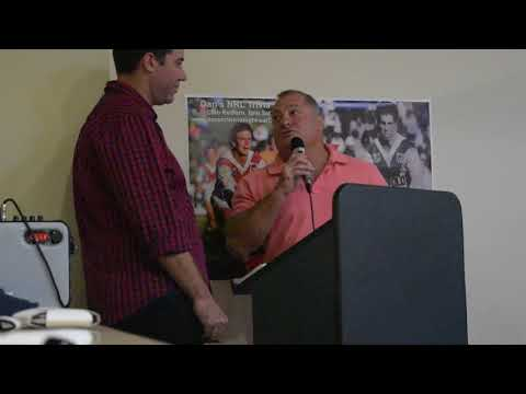 Dan's NRL Retro Rugby League Night - 3, Terry Lamb Interview