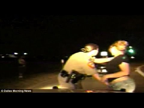 Cop Conducts Shocking Cavity Search On Two Women 2012