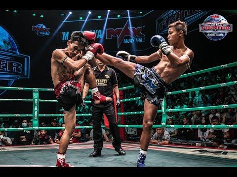 Muay Thai Fighter - วันที่ 31 Dec 2018
