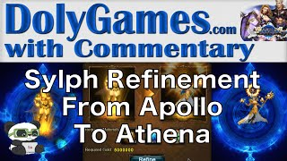 ➜ Wartune Guide - Sylph Refinement - From Apollo to Athena