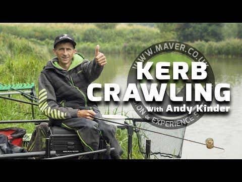 Kerb Crawling With Andy Kinder. Maver Match Fishing Tv: