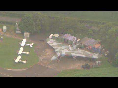 Flight from Wellesbourne Mountford to Shobdon and back 4th June 2012