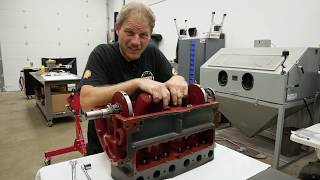 Time to assemble the engine for our Model A Ford   Redline Update #20