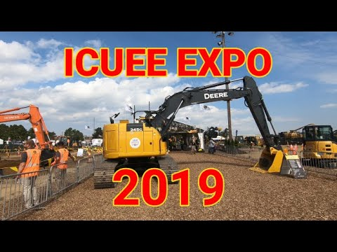 ICUEE 2019 In Louisville, Ky. What A Day!