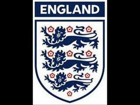 England songs - Three lions
