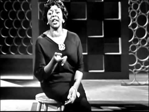 Live: Dinah Washington - Lover, Come Back to Me / Send Me to the 'Lectric Chair