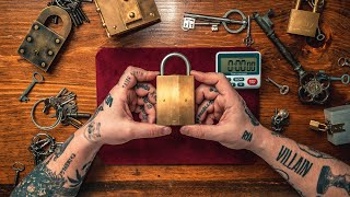 One of The RAREST LOCK PUZZLES in The World!!