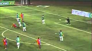 Panamá 3 Bolivia 1 amistoso