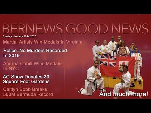 "Bernews ""Good News"" Sunday Spotlight, January 26, 2020"