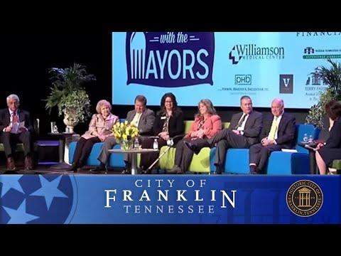 Franklin Tomorrow's Breakfast with the Mayors: January 2018