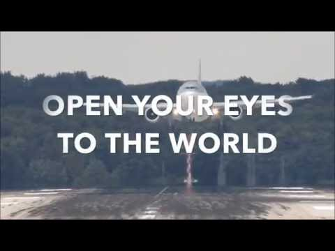 Open your eyes to the Worldwide Inspiration!