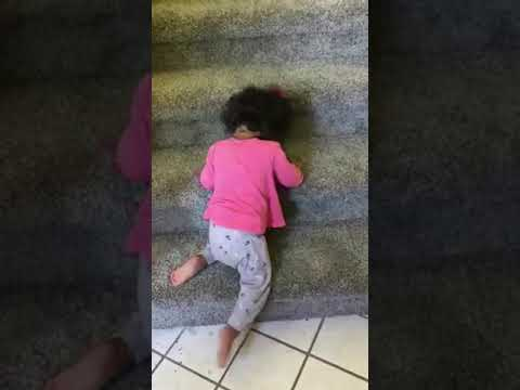Crawling up the Stair