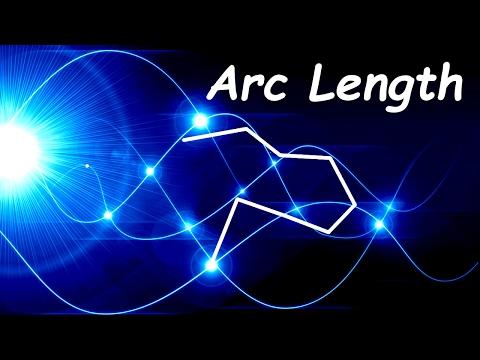 Parametric Calculus: Arc Length Part 2