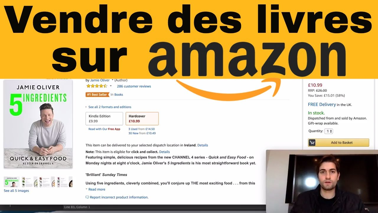 Secret Pour Vendre Des Livres Sur Amazon Fba