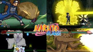 Naruto Mugen: Jutsus/Ultimate Jutsus/Awakenings -  PARTE 2