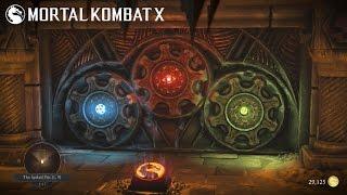 Mortal Kombat X - Krypt Walkthrough & Unlock The Netherrealm