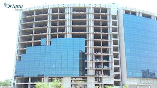 Unitised Glazing Facade System | The World | Hindva Builders | Surat