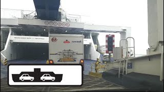 Gambar cover Dover, UK To Calais, France (Ferry Crossing)